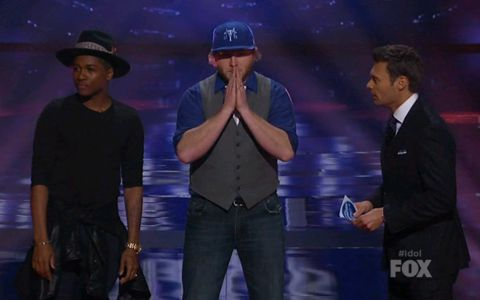 Ben Briley & Neco Starr on American Idol 2014