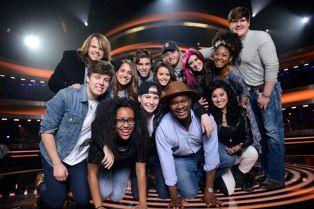 The American Idol 2014 Top 13