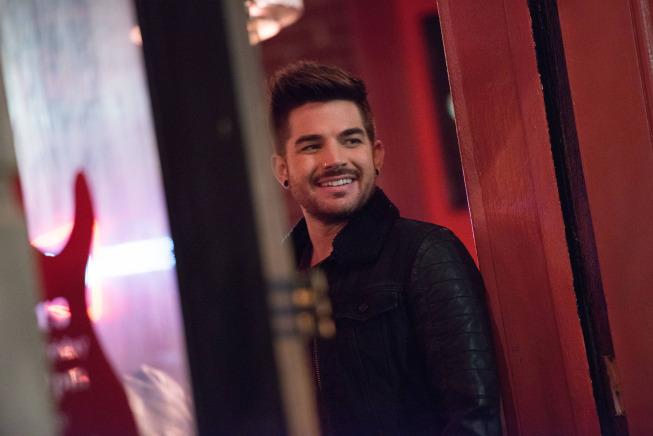 Adam Lambert Glee Spoilers Photos New New York 3