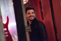 Adam Lambert on Glee (FOX)