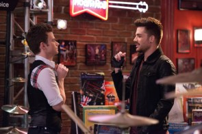 Adam Lambert Glee Spoilers Photos New New York