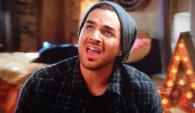 Adam Lambert Glee Trio Photos 6