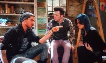Adam Lambert Glee Trio Photos 7