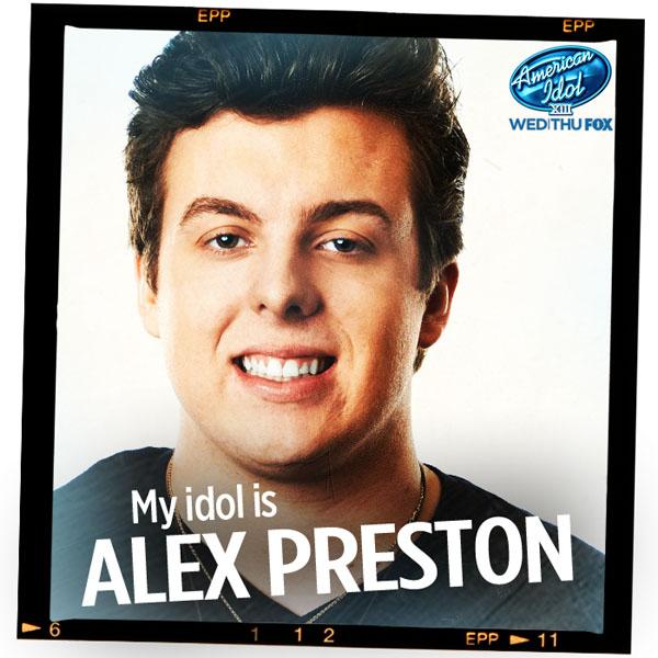 American Idol 2014 Top 10 Alex Preston