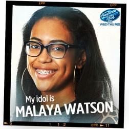 American Idol 2014 Top 10 Malaya Watson