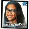 Malaya Watson on American Idol