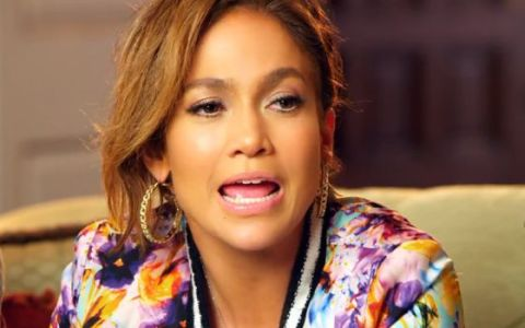 "Jennifer Lopez in ""I Luv Ya Papi"""