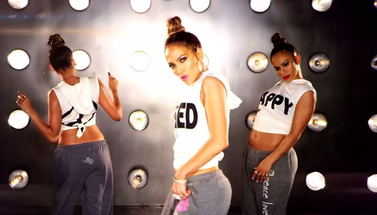 "Jennifer Lopez in ""I Luv Ya Papi"" – 08"