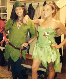Steven Tyler as Peter Pan