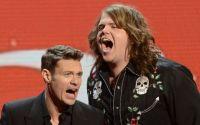 Ryan and Caleb duet on American Idol 2014