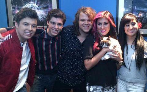 American Idol 2014 Top 5 Finalists