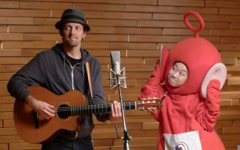 Jason Mraz mentors on American Idol