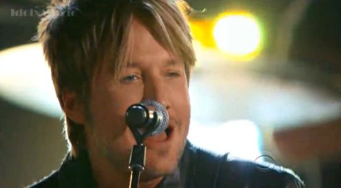 Keith Urban performs at ACM Awards 2014 03