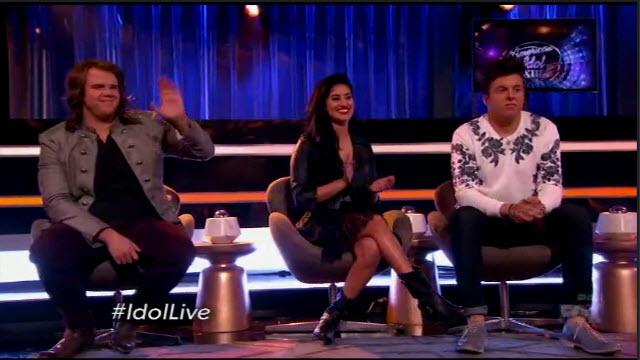 American Idol 2014 Final Three