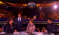 American Idol 2014 Judges and Ryan Seacrest