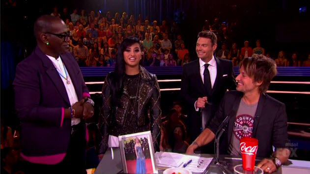 American Idol 2014 Top 3 performances 3