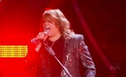 American Idol 2014 finale Caleb Johnson