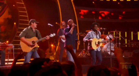 American Idol Finale 92