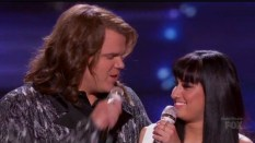 American Idol Finale Caleb Johnson 2