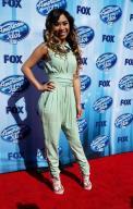 American Idol Finale Jessica Sanchez