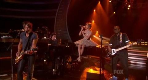 American Idol Judges Performance