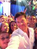 Harry Connick Jr. selfie 4