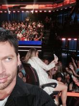 Harry Connick Jr. selfie 6