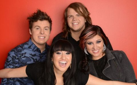 American Idol 2014 Top 4 contestants