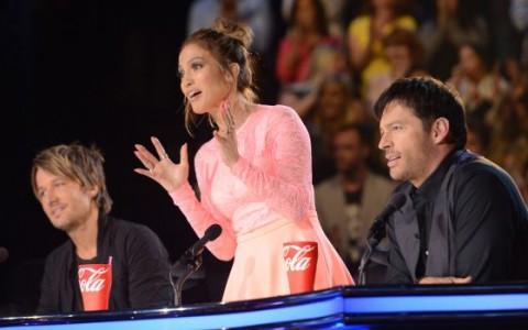 JLo goes J-Wow! at American Idol 2014