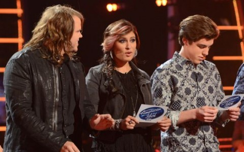 American Idol 2014 Top 5 vote on the twist
