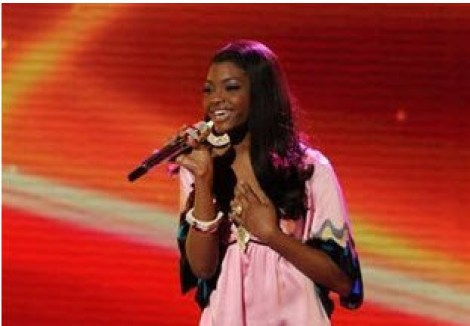 Jasmine Murray on American Idol (FOX)