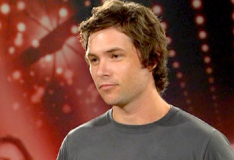 American Idol finalist Michael Johns (FOX)