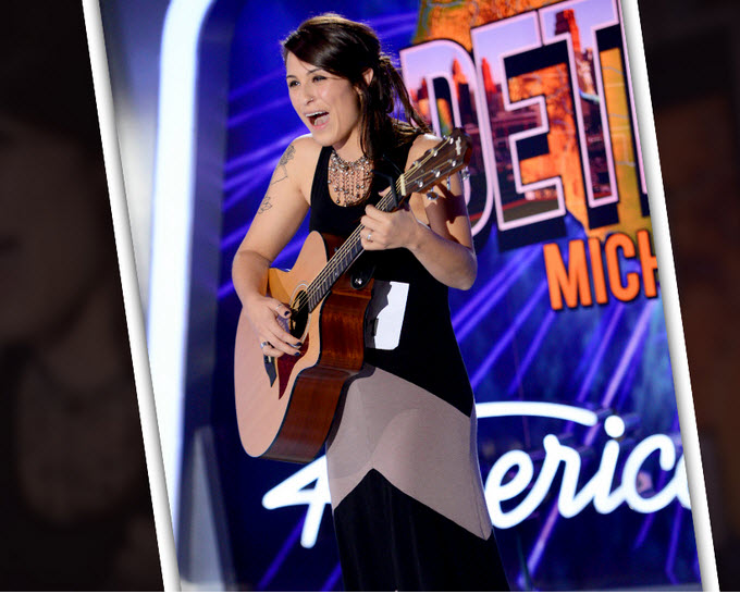 Keri Lynn Roche American Idol