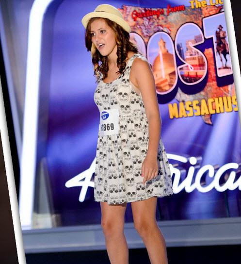 Morgan Deplitch American Idol