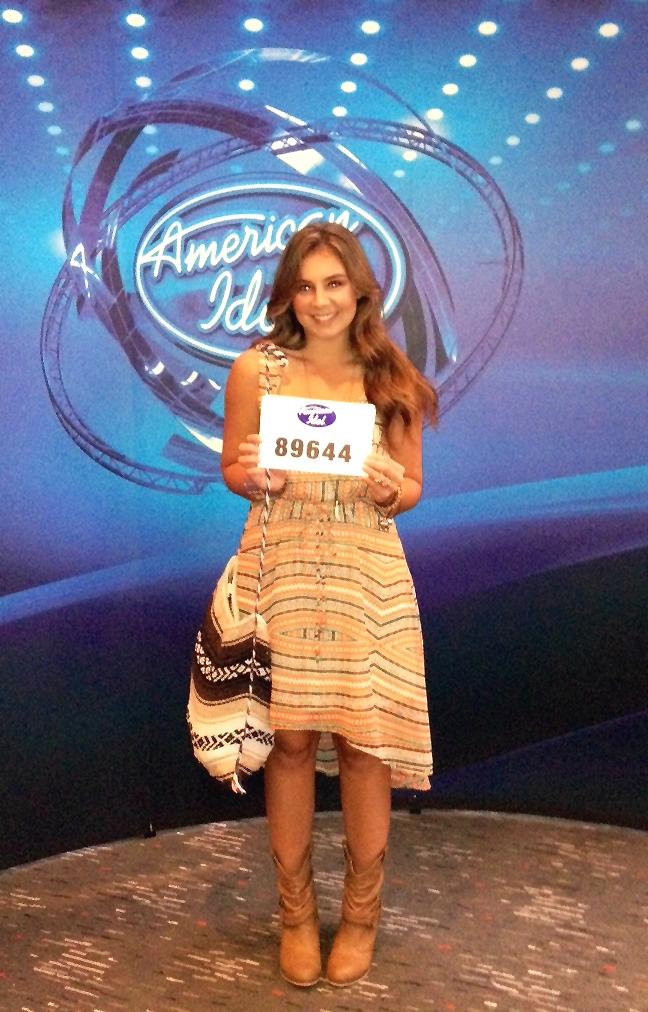 Priscilla Barker American Idol