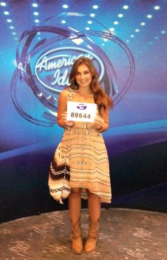 Priscilla Barker - American Idol 2015