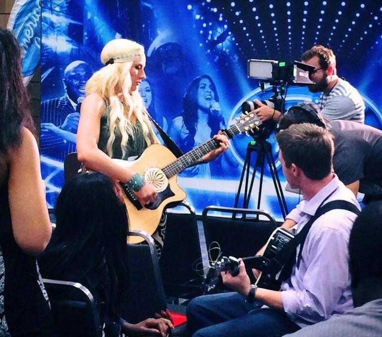 Tori Martin American Idol