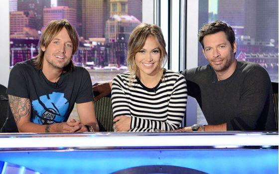 American Idol 2015 Judges on Season 14 - Source: FOX