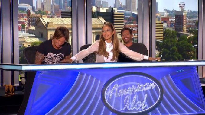 American Idol 2015 Judges (FOX)
