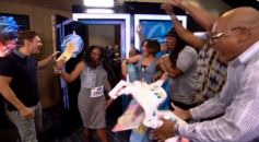 Ryan cheers for another Ticket to Hollywood for American Idol