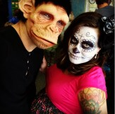 American Idol James Durbin Halloween Costume