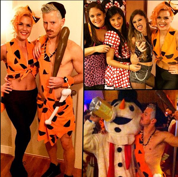American Idol Kimberly Caldwell Halloween Costume