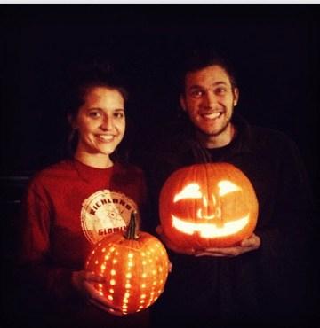 American Idol Phillip Phillips Halloween Pumpkins