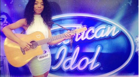 Najah Lewis American Idol 2015