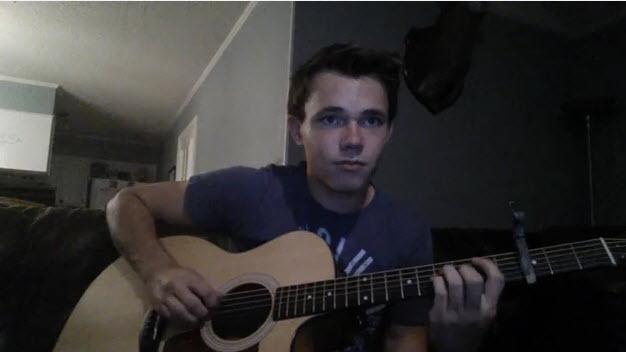 Ricky Hendrics American Idol 2015