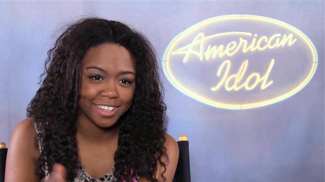 Sarina Joi Crowe American Idol