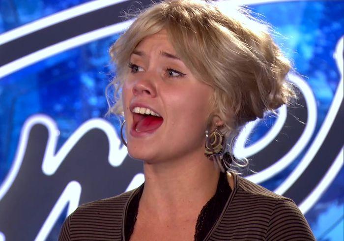 Hunter Larsen – American Idol 2015