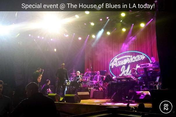 American Idol 2015 Showcase Week 'Behind The Scenes' – 01