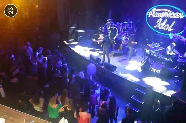 American Idol 2015 Showcase Week 'Behind The Scenes' – 04