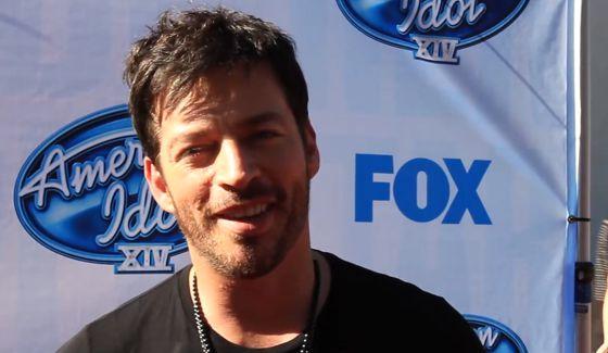 American Idol Judge Harry Connick Jr.
